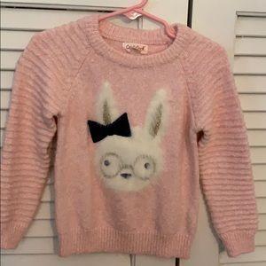 New Cat & Jack alpaca sweater